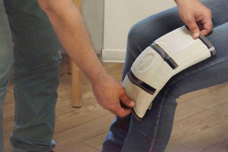Rehatechnik Wurst Bandage