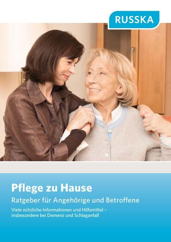Russka Ratgeber für die Pflege zu Hause