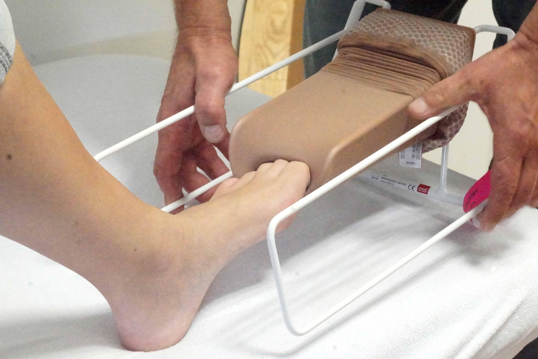 Sanitätshaus Wurst Kompression Anziehhilfe