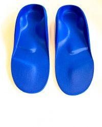 sensomotorische Einlagen blau Sanitätshaus Wurst